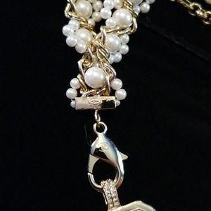 CHANEL Jewelry - 💖💖💖Glamorous Authentic Chanel Necklace
